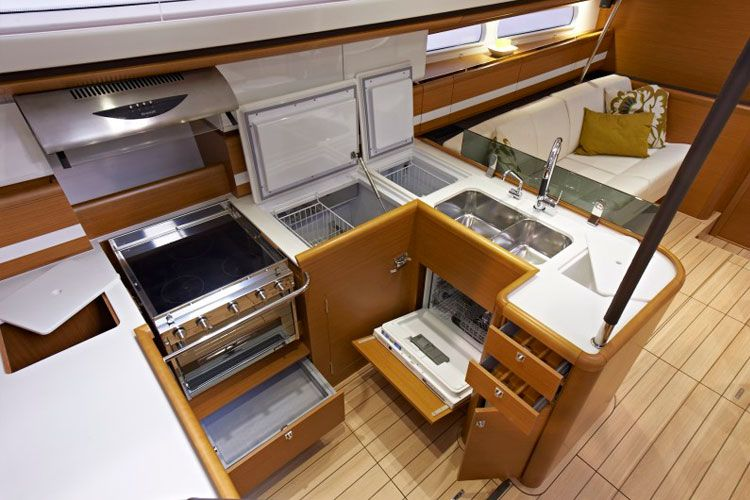 Soluciones para ahorrar espacio en tu barco